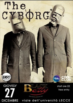 The Cyborgs - blues dal futuro