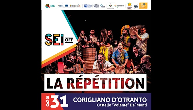 LA REPETITION A CORIGLIANO D'OTRANTO PER SEI OFF