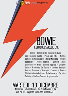 BOWIE NIGHT