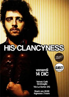 His Clancyness