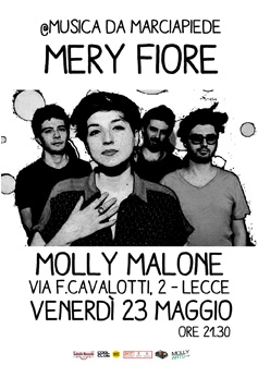 MER Y FIORE - LIVE